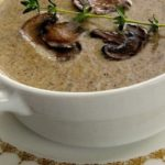 How To Make Chef John's Creamy Mushroom Soup Recipe