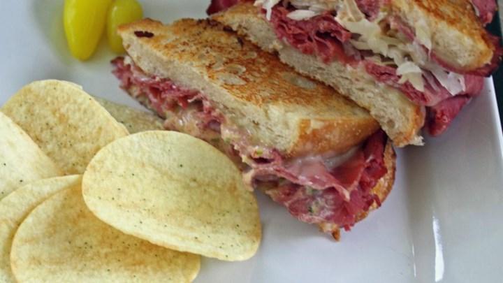 How To Make Reuben Sandwich Recipe