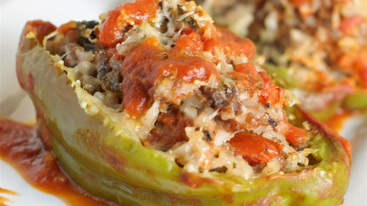 How To Make Chef John's Stuffed Peppers