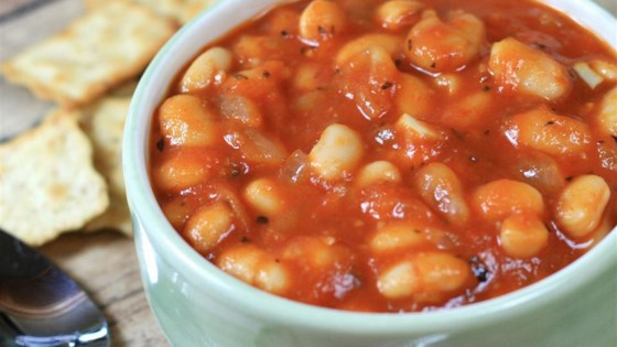 Basic Italian Bean Soup Recipe