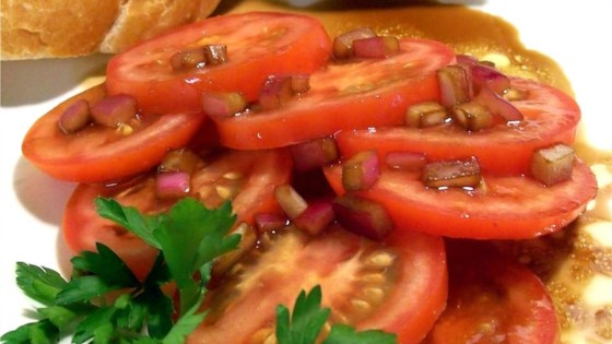 Mediterranean Summer Tomatoes Recipe