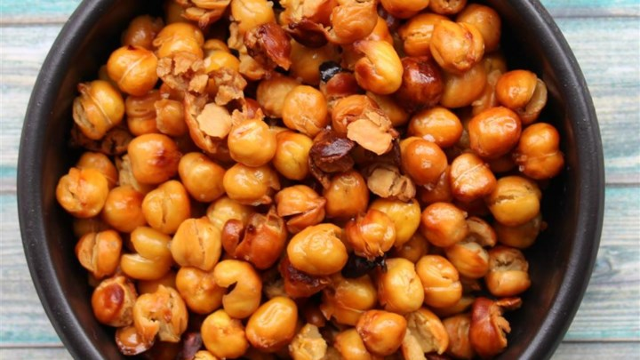 How The Make The Best Dry-Roasted Chickpea Recipe