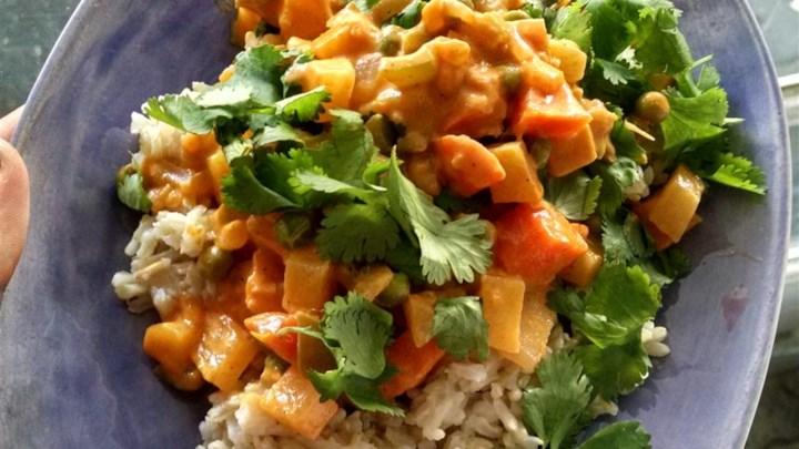 How To Make Vegetarian Korma