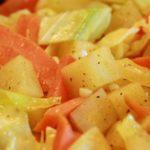 Ethiopian Cabbage Dish Recipe