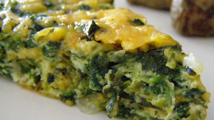 How To Make Crustless Spinach Quiche