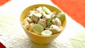 Carol's Chicken Salad Recipe