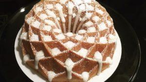 Kentucky Butter Cake Recipe.