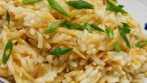 Sarah's Rice Pilaf Recipe