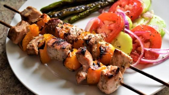 Make Pork Souvlaki Recipe