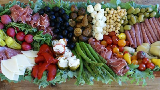 How To Make Antipasto Recipes