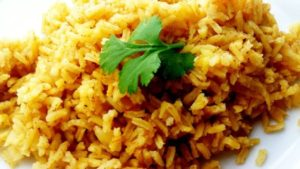 Indian Rice Pilaf's