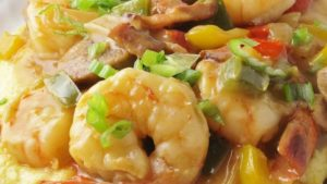 Old Charleston Style Shrimp and Grits Recipe