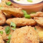 Easy Southern Fried Green Tomatoes Recipe