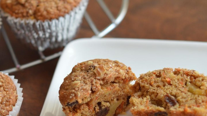 Morning Glory Muffins Recipe