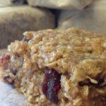 Playgroup Granola Bars Recipe