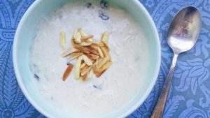 Kheer Rice Pudding Recipe