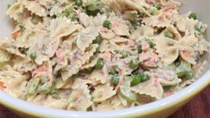 Tuna and Macaroni Salad Recipe