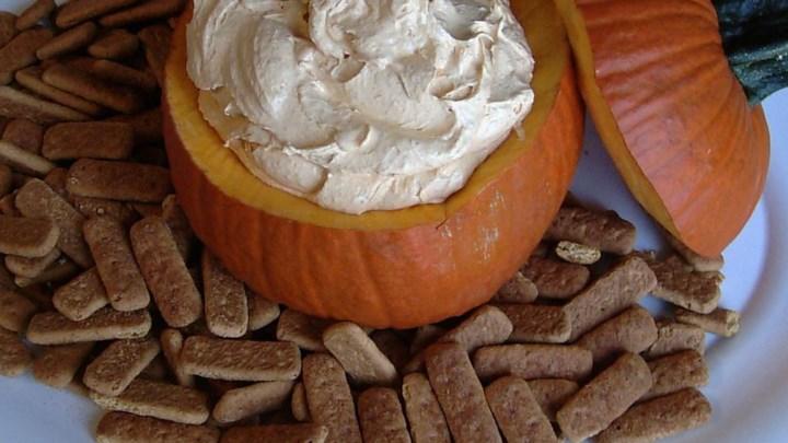 Pumpkin Fluff Dip Recipe
