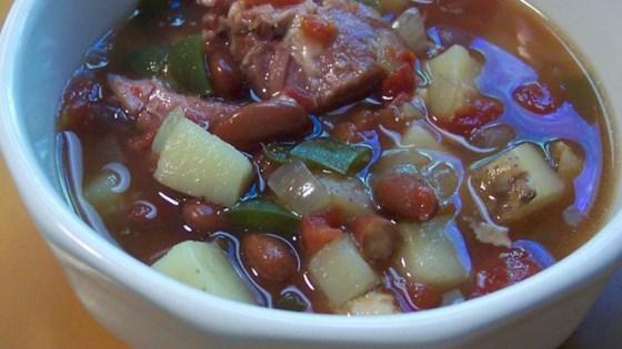 Ham Bone Soup Recipe