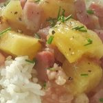 How To Make Ham and Pineapple Dinner Recipe