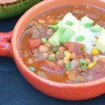How To Make Busy Day Slow Cooker Taco Soup Recipe