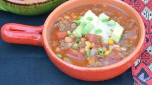 Busy Day Slow Cooker Taco Soup Recipe