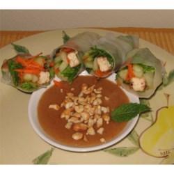 Thai Peanut Dressing Recipe
