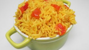 How To Make Indian Tomato Rice Recipe