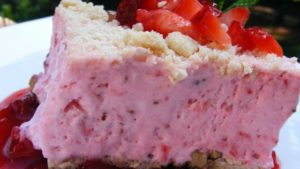 Strawberry Chantilly Recipe