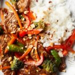 How To Make Asian Steak and Vegetable Stir-fry Recipe