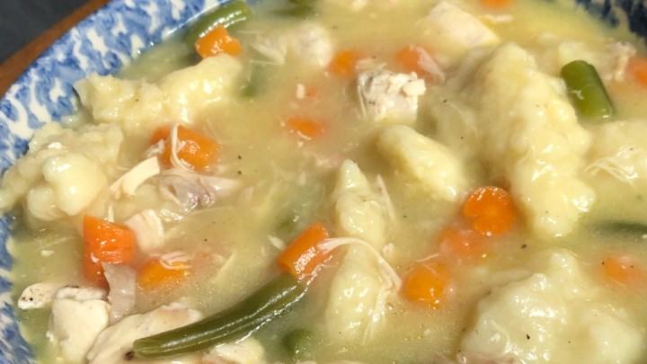 Dumplings Pavlova Recipe