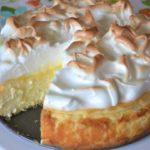 How To Make Lemon Meringue Cheesecake