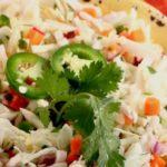 How To Make Taco Slaw Recipe
