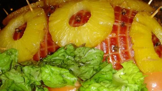 Mapled Ham Recipe
