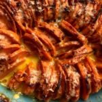 Cheesy Sweet Potatoes Recipe