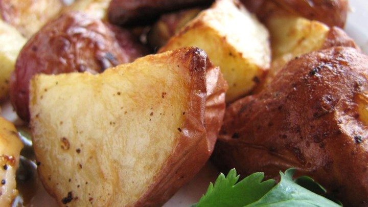 Roasted New Red Potatoes Recipe