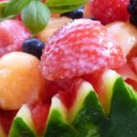 How To Make Strawberry-Melon Summer Salad Recipe