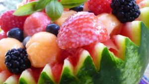 Strawberry-Melon Summer Salad Recipe
