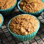 Steel-Cut Oat Muffins Recipe