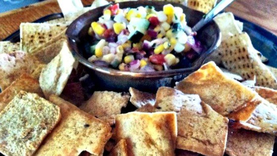 How To Make Summer Corn Dip
