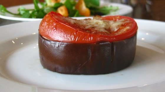 How To Make Eggplant Tomato Bake