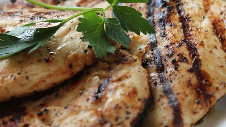 Marinated Grilled Chicken
