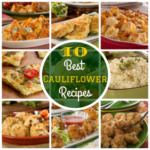 10 Best Cauliflower Recipes