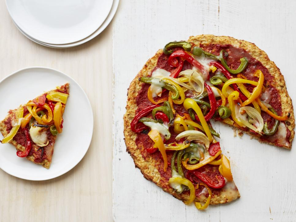 How To Make Cauliflower Pizza Crust