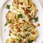 How To Make Roasted Cauliflower Steaks Recipe