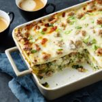 How To Make Sausage Gravy Breakfast Lasagna