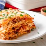 How To Make Easy classic lasagne