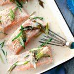 How To Make Thai Style Salmon Recipe