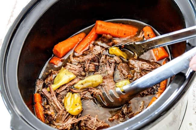 Mississippi Pot Roast Recipe Crock Pot