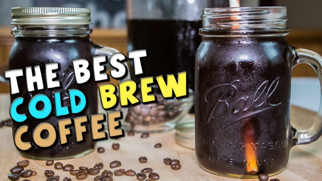 Best Cold Brew Coffee Recipe
